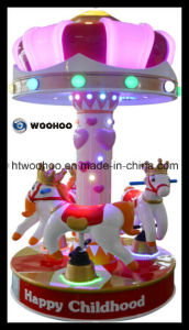 Happy Childhood Whirlgig Merry-Go-Round Indoor Equipment