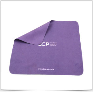 Wholesale Microfiber Glasses Cleaning and Polishing Cloth pictures & photos