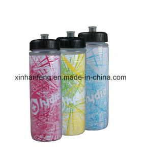 Colorful Bicycle Sports Water Bottle (HBT-030) pictures & photos