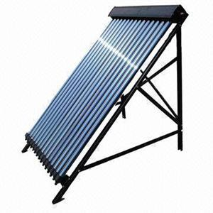 Solar Keymark Certified Ecacuated Tube Collector for Sale pictures & photos