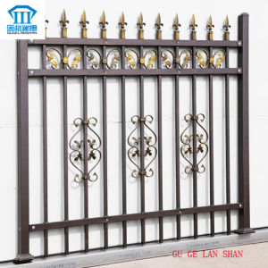 High Quality Wrought Zinc Steel Fence 017