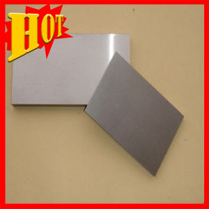99.95% Polished Tungsten Sheet/Plate From China pictures & photos