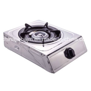 Single Burner Stainless Steel Honeycomb Gas Cooker/Gas Stove pictures & photos
