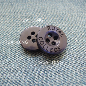 4-Hole High Quality Beautiful Sewing Button for Garment (HD2017-16) pictures & photos