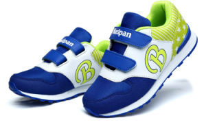 Sports Casual Shoes Fashion Running Flat Shoe for Children (AK258) pictures & photos