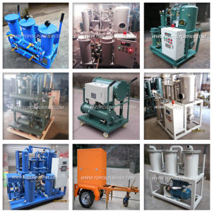 Fast Treatment No Pollution Hydraulic Oil Purifier pictures & photos