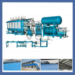 EPS Block Machine for Insulation, EPS Panels Production Machine pictures & photos