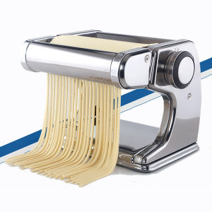 China New Stainless Steel Pasta Maker Machine For Tagliolini And Fettuccine China Noodle Maker And Pasta Machine Price