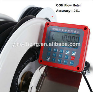 Diesel Hose Reel with Quantitative Ogm Flow Meter pictures & photos