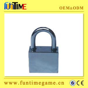 Mario Machine Padlock with One Key pictures & photos