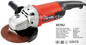 2400W Ulite Design Profession Quality Heavy Duty 230mm Angle Grinder 8376u pictures & photos