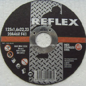 Professional Cutting Disc for Stainless Inox