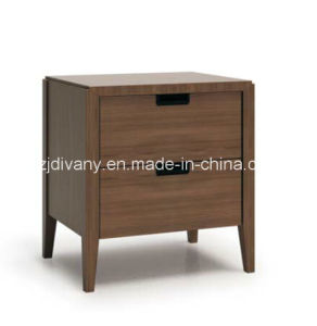 American Modern Style Bedroom Wooden Night Stand (SM-B22) pictures & photos