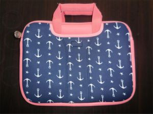Classic Star Printing 13.3′′ Neoprene Laptop Bag pictures & photos