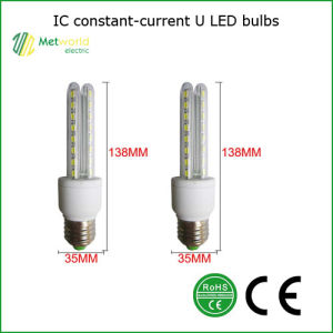 2u 32 Lamp 8W LED Energy-Saving Lamp pictures & photos