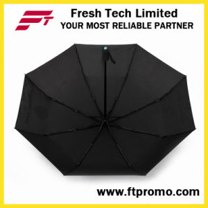 Full Color Print Auto Open Folding Umbrella for Customized pictures & photos