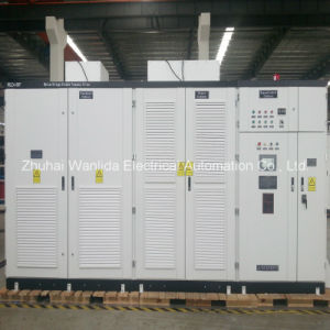 High Voltage Variable Frequency Converter for Sewage Pump