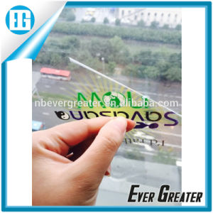 Cheap Waterproof Electrostatic Vinyl Sticker, Non Adhesive Sticker, Static Cling Sticker pictures & photos