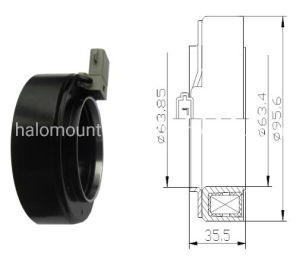 China Coil For Auto Clutch, Coil For Auto Clutch