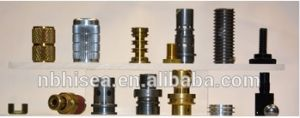 CNC Machining Pneumatic Brass Fittings pictures & photos