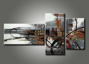 New Design Art Abstract Oil Painting