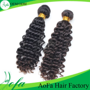 Brazilian Human Virgin Hair for Deep Natural Wave pictures & photos