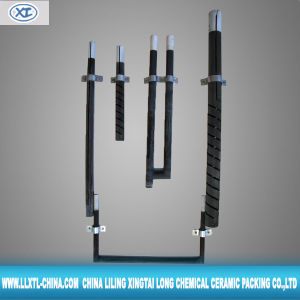 Carbide Solid Tube Silicone Heater