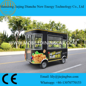 2017 China Supply Catering Hot Dog Custom Street Mobile Fast Electric Food Truck pictures & photos