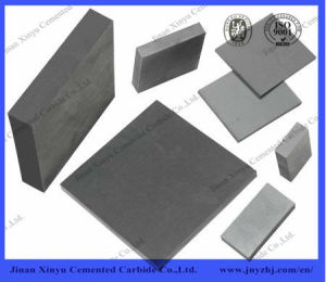 Wear Parts Blank Tungsten Carbide Square Blocks and Plates pictures & photos
