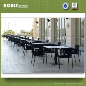 Wholesale Hotel Restaurant Furniture Set New Material Modern Restaurant Furniture