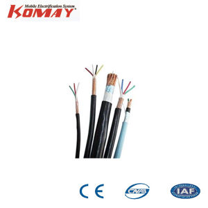 Special Copper Core PVC Insulated&Coated Screened Flexible Control Cable