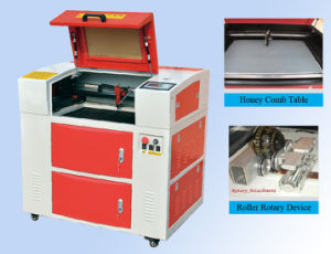 New Model Mini CO2 Laser Engraving & Cutting Machine (40W/60W) pictures & photos
