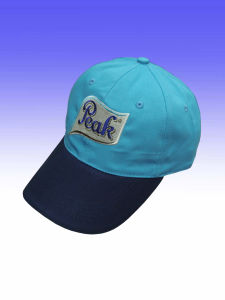 Custom Embroidered Cotton Material Promotion Sports Caps pictures & photos