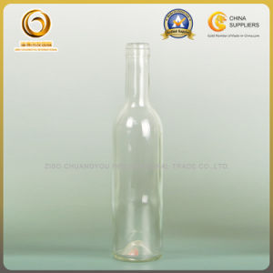 Round Glass Bottles for 375ml Red Wine (380) pictures & photos