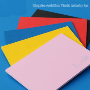 PVC Plastic Advertising Foam Board