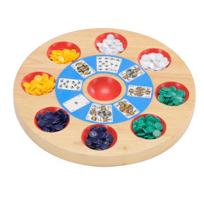 Wooden Board Game Wooden Toy (CB2160) pictures & photos