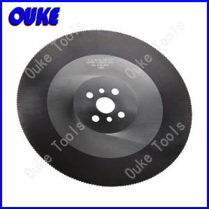 Professional Quality HSS Slitting Saw Blade for Pipe Cutting