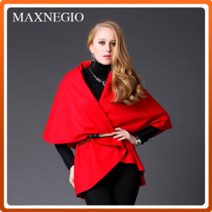 Elegent Fashion Formal Red Women Coats (1-5108)