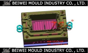 China Injection Plastic Fish Crate Mold Manufacturer pictures & photos