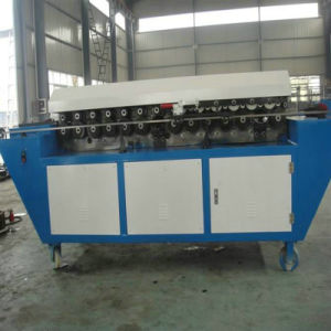 Tube Flange Forming Machine (TDC-20) pictures & photos