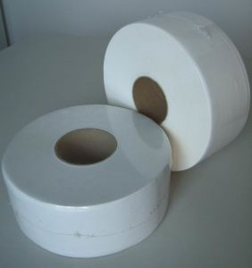 Jumbo Tissue Roll, Jumbo Roll Tissue, Embossing Jrt, Jumbo Toilet Tissue Roll pictures & photos
