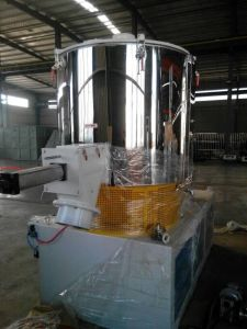 Plastic Masterbatch High Speed Mixer pictures & photos