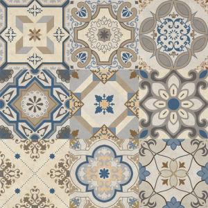 Spanish Impression Glazed Porcelain Tile