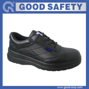 CE Cetified Steel Toe Safety Shoes for Women (GSI-258)