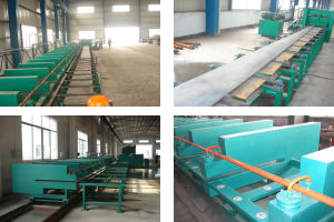 Longitudinal Cut Machine for Steel Sheet with High Speed