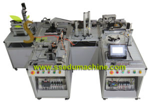 Technical Teaching Educational Equipment Modular Product System Mechatronics Training Lab