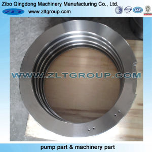 Finished Metal Machined/Machhinery Valve with ISO Quality pictures & photos