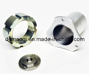 Aluminum CNC Turning Parts for Automatic Lathe Part (MQ128) pictures & photos