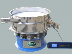 CE and ISO China Circular Ultrasonic Vibrating Screen pictures & photos