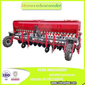 Agricultural Implement Tractor Mounted 24 Rows Wheat Planter Farm Wheat Seeder pictures & photos